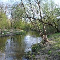 вид на реку, Озерск