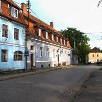 улица, Озерск