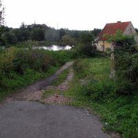 Ostpreußen,Darkehmen/Angerapp /Восточная Пруссия, Озёрск, Озерск