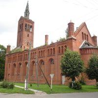 Лютеранская кирха (1615 год), Озерск