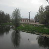вокзал, Полесск