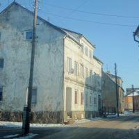 дом старинный, Полесск