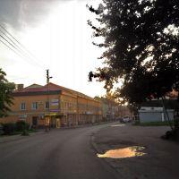 На Калининград, Полесск