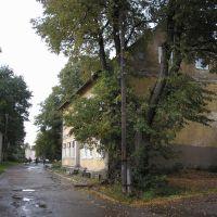 ул. Театральная, Полесск