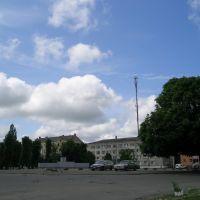 Площадь, Полесск