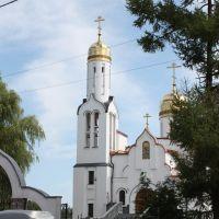 Храм Святителя Тихона Задонского / Temple of St.Tikhon Zadonskiy, Полесск
