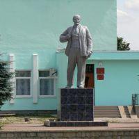 Ленин в Правдинске, Правдинск