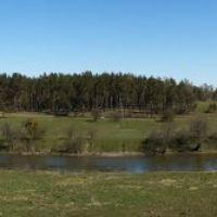 Вид на реку Лава, Правдинск