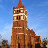 Правдинск (St.Georgs Kirche in Friedland), Правдинск