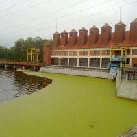 Правдинская ГЭС, Правдинск