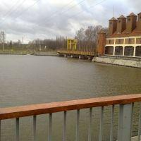 Водохранилище ГЭС, Правдинск
