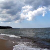 Балитийское море. Штиль. г.Светлогорск (ранее Rauschen), Светлогорск