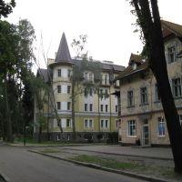 Уютные улицы г.Светлогорск (ранее Rauschen), Светлогорск