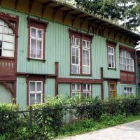 Уютные улицы Светлогорска (ранее Rauschen), Светлогорск