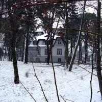 The winter has begun 2, Светлогорск