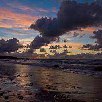 Colored paint the sky  -  Цветные краски неба, Светлогорск