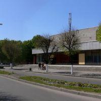 Кинотеатр Буревестник на ул. Советской, Светлый