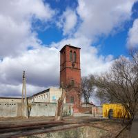 Башня бывшей реформаторской церкви в Советске., Советск