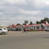 Бежецкий рынок, Бежецк
