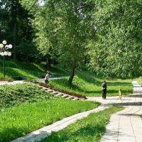 Городской сад 1, Бежецк