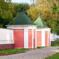 Древние стены Женского монастыря, Бежецк