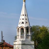 Колокольня Введенского монастыря, Бежецк