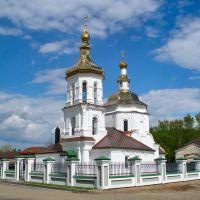 Спасо-Преображенская церковь, Бежецк