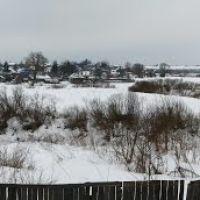 белая зима, Белый