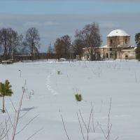 Вознесенский Храм, Березайка