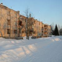 Новые дома, Березайка