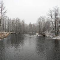Река Березайка, Березайка