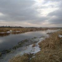 Река Березайка в Дубровке, Березайка