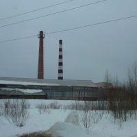 Березайка, Завод Луначарского, Березайка
