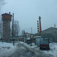 Завод Луначарского в Березайке, Березайка