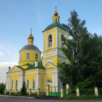 Бологое. Церковь Троицы, Бологое