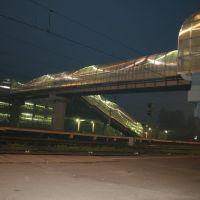 Станция Бологое ночью, Бологое