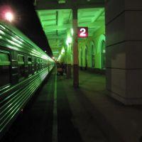 Вокзал,август 2010, Бологое