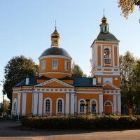 Бологое. Церковь Троицы Живоначальной, Бологое