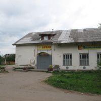 Бывшая столовая, Васильевский Мох