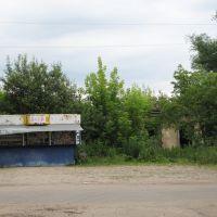 Когда-то здесь была аптека, Васильевский Мох