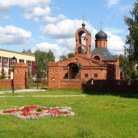 Храм святого Андрея Первозванного, Выползово