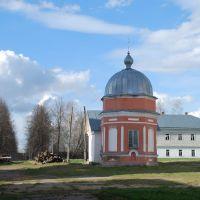 Вышневолоцкий Казанский монастырь. Часовня, Вышний Волочек