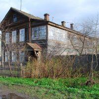 Вышний Волочёк. Старинный дом на ул. Урицкого, Вышний Волочек