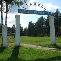 Стадион, Жарковский