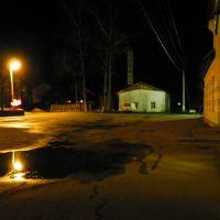 Холодно и страшно., Западная Двина