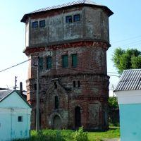 Старинная водонапорка (Западная Двина), Западная Двина