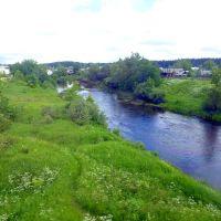 Река Западная Двина, Тверская область., Западная Двина