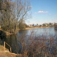 river, Западная Двина