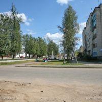 Zapadnaya Dvina town, Западная Двина