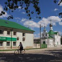 Zapadnaya Dvina town, г. Западная Двина Тверской области: милый провинциальный городок..., Западная Двина